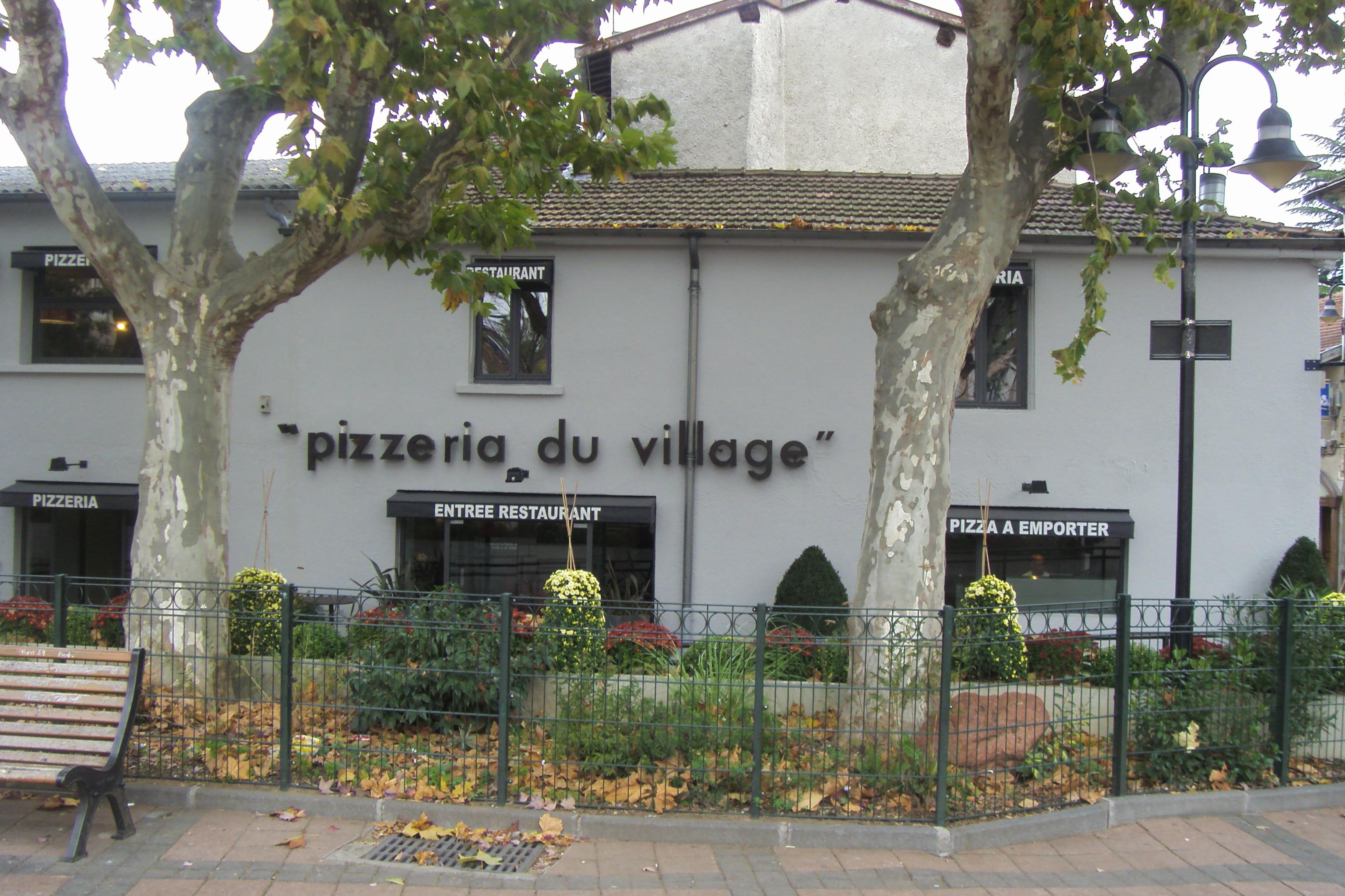 Pizzeria du village restaurant fran aise saint priest 69800 - Stock cuisine saint priest ...