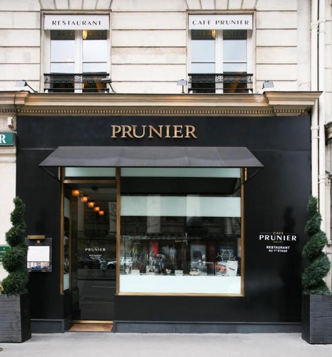 Prunier Restaurant Paris