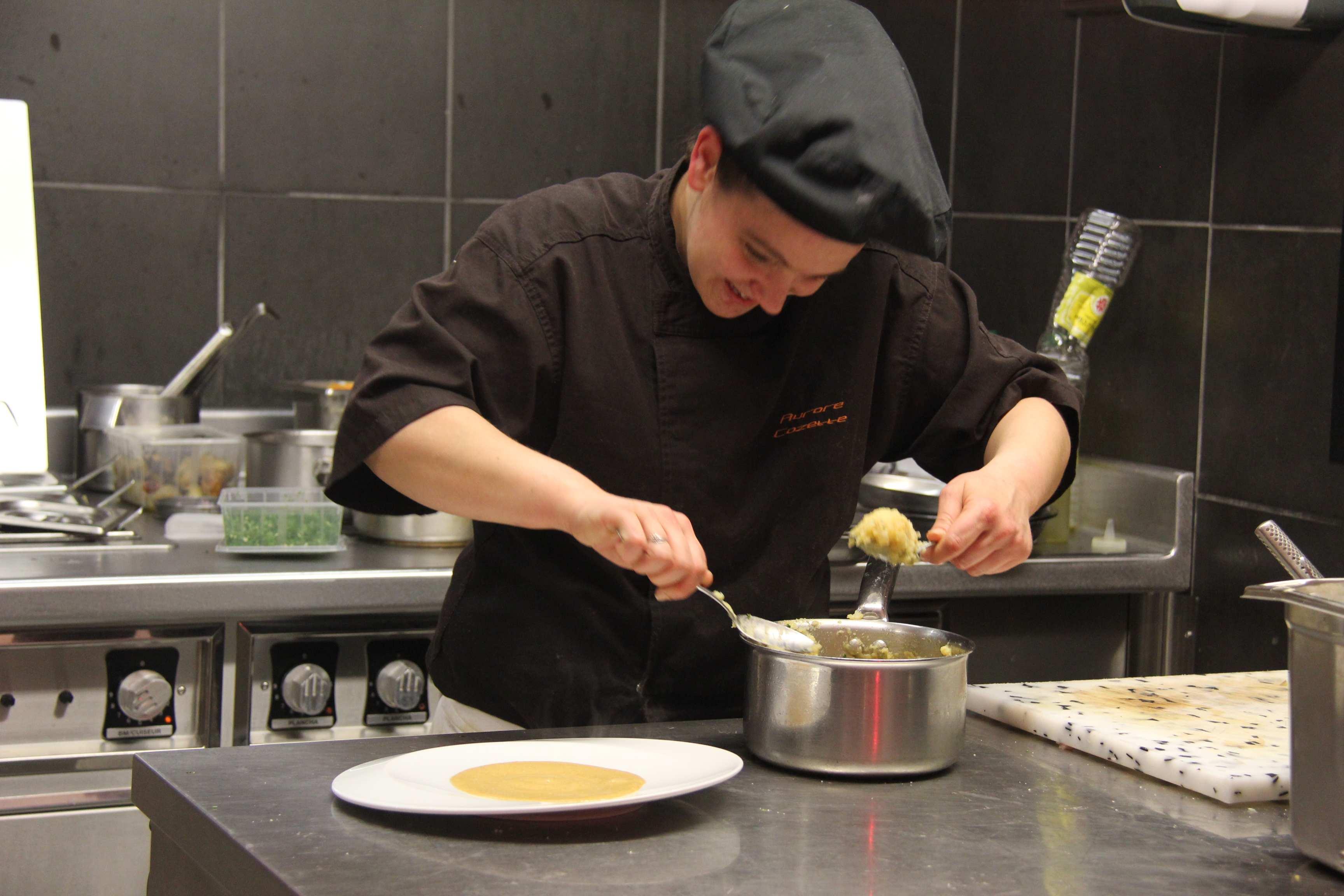 L 39 atelier 65 restaurant bistronomique toulouse 31000 for Atelier cuisine toulouse