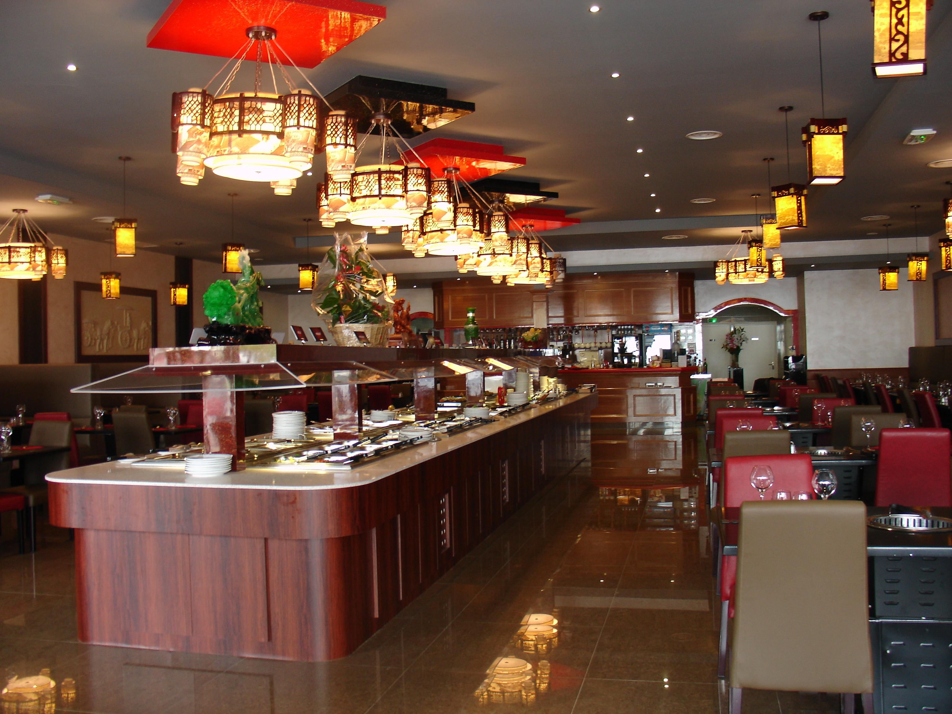 Restaurant Chinois Talange Zone Du Triangle