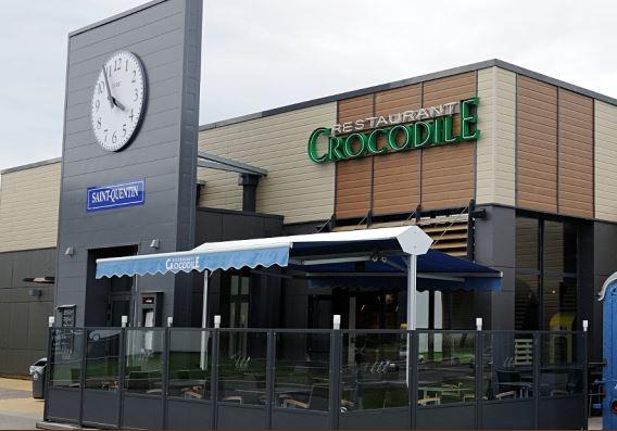 Crocodile saint quentin te saint quentin for Restaurant le jardin 02190 neufchatel sur aisne