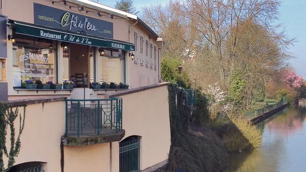Hotel Restaurant Du Champ De Foire Paray