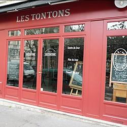 LES TONTONS