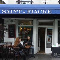 LE SAINT FIACRE